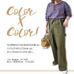 ColorxColor
